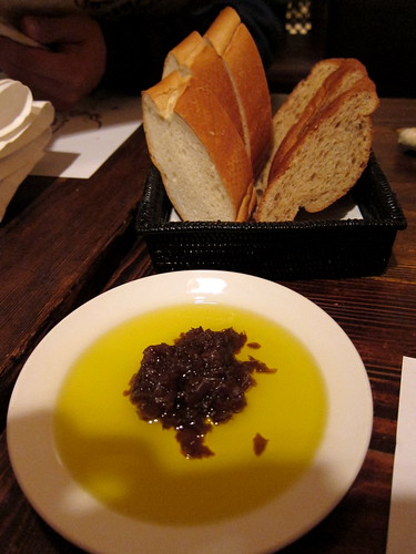 oil dip & bread