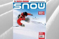 SNOW 30 - 3x SKIPAS ZDARMA a lyžařský diář 2007!