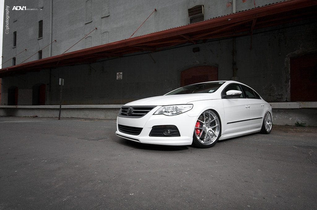 ADV1 VW CC with its Balls dragging on the ground