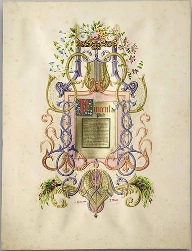 025- L'album du moyen-âge 1836- Jean Midolle