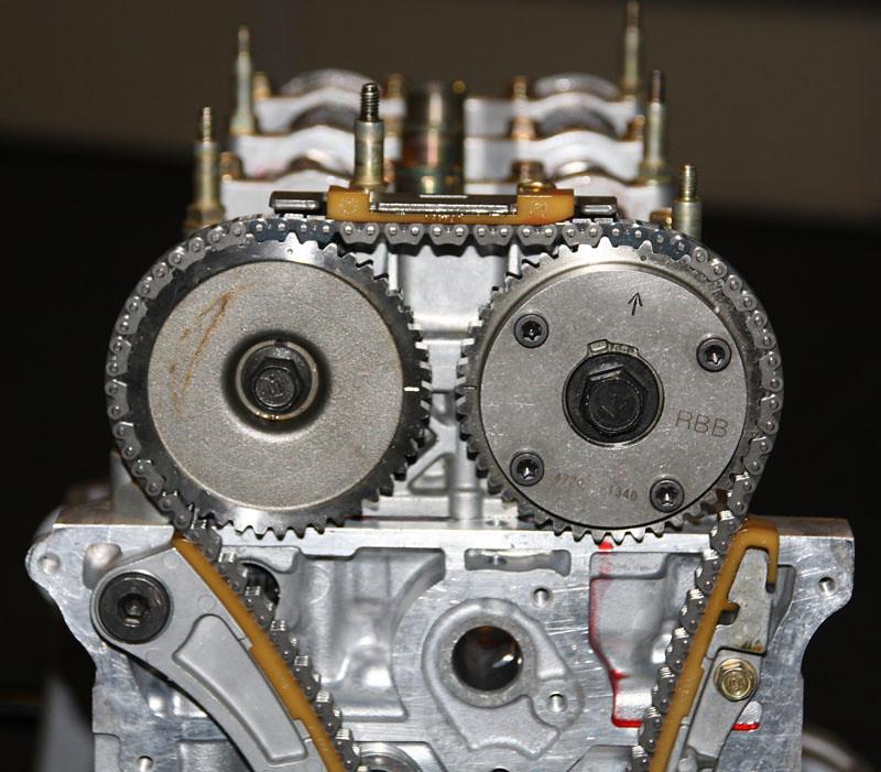 F A B B on Honda K20a2 Engine