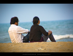 "Beautiful Evening  (Elliot's Beach, Chennai) • <a style=""font-size:0.8em;"" href=""http://www.flickr.com/photos/86056586@N00/5622956641/"" target=""_blank"">View on Flickr</a>"