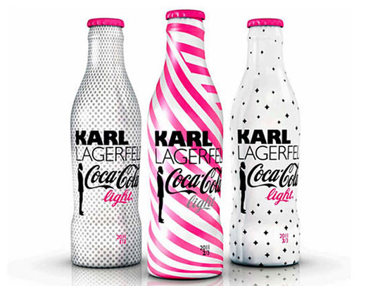 Karl Lagerfeld for Coca Cola Light