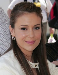 Alyssa Milano 14th Annual Book Fest