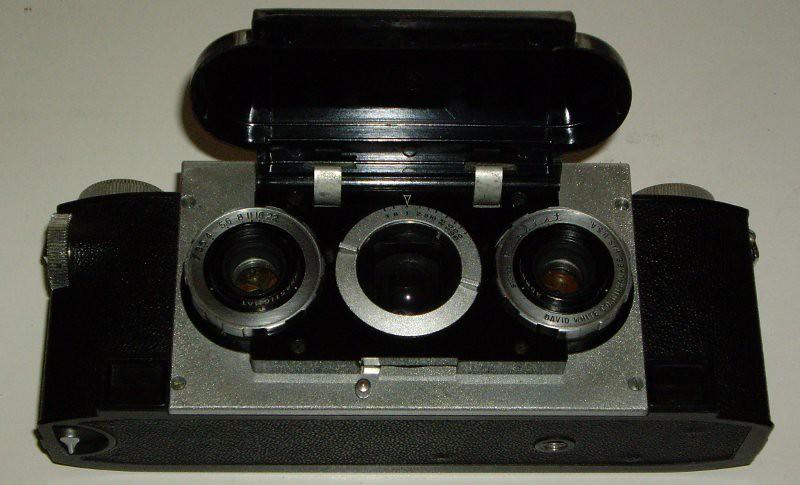 3D Stereoscopic Photography: Stereo Realist Camera