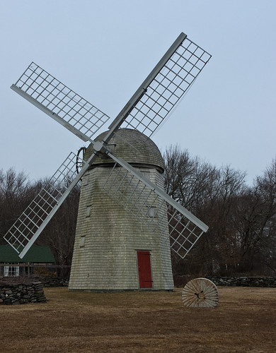 Old Windmill, Jamestown, RI