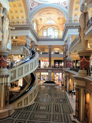 Las Vegas - Caesars Palace and Forum Shops