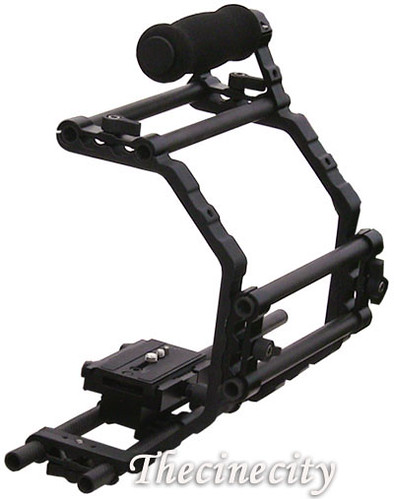 "PROAIM™ 9"" Cage With Top Handle For DV/ HDV/ DSLR Cameras"