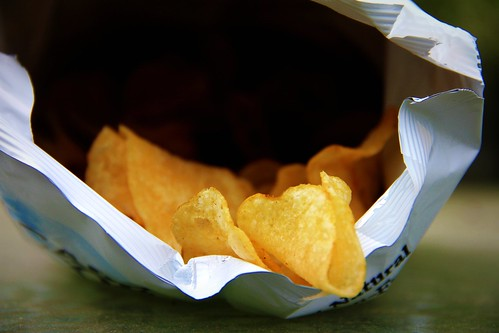 Day 108:  When the chips are down