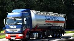 PL - EDA Smigiel Alfred Talke Renault Premium (BonsaiTruck) Tags: renault silo camion trucks premium bulk lorries lkw ffb citerne talke smigiel