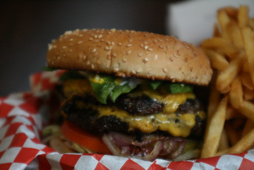 Char Pit Burger