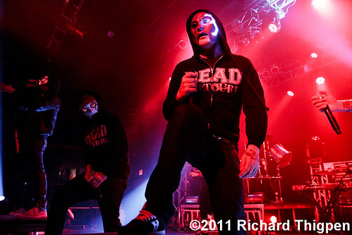 5634812797 c062bebbc7 Hollywood Undead   04 15 11   The Fillmore Charlotte, Charlotte, NC