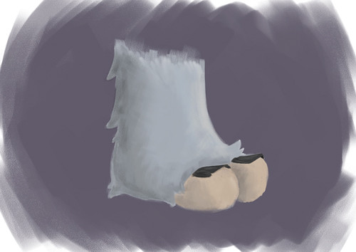 Speedpaint: Exotic/Footwear