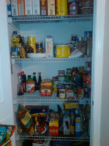organized pantry?