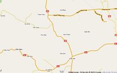 Bán đất  Quốc Oai, Xã Hòa Thạch, Chính chủ, Giá 6 Triệu/m2, Chị Hoa, ĐT 0912338585