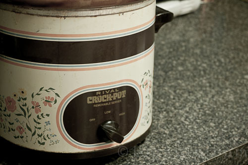 Old Rival Crock Pot