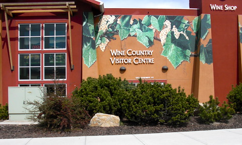 Wine Country Visitor Centre