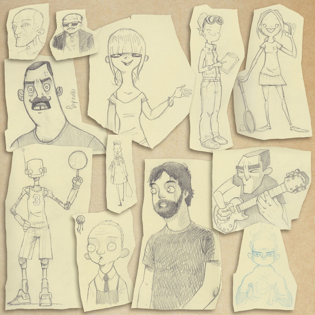 Sketches 07