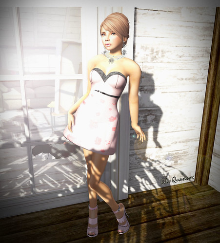 Chic Limited Sur + Skirt Pink