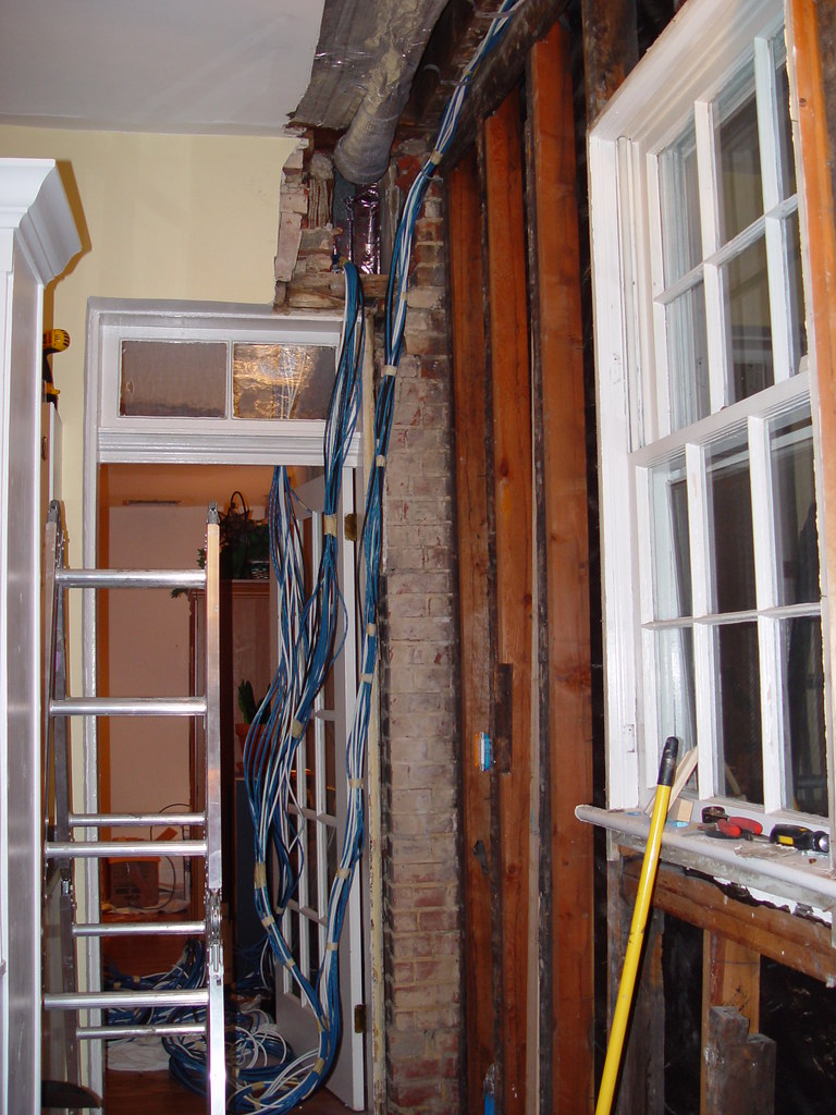 Confessions of a Total House Geek Structured Wiring Technology