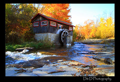 batman saw mill manitoulin island ontario (Danno 3 - D & D Photo Sudbury - Dan Chenier) Tags: ontario colour fall sightseeing manitoulinisland touristdestinations colorphotoaward sightstosee batmansawmill