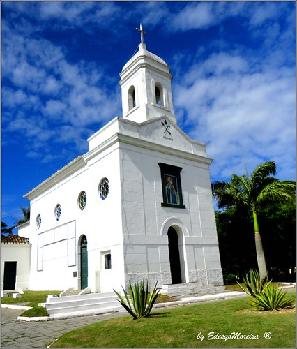 Uma Igreja,bem conservada...