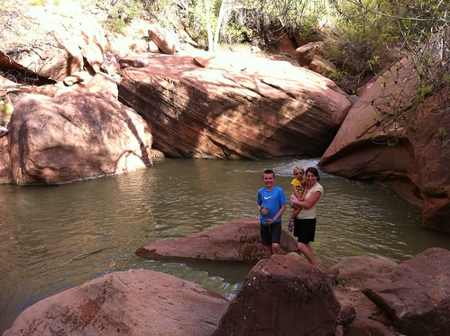 Zion - Pine Creek Pool
