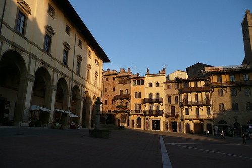 Marktplatz Arezzo