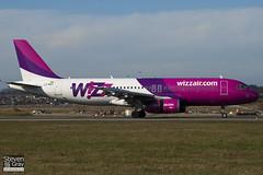 LZ-WZC - 4308 - Wizzair - Airbus A320-232 - Luton - 110314 - Steven Gray - IMG_0913