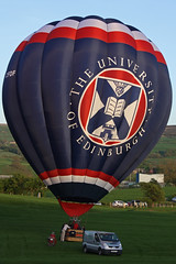 G-CFDF (The University Of Edinburgh)