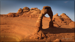 Other Side of Delicate Arch (Just Used Pixels) Tags: utah arch arches redrock archesnationalpark archesnp hdr delicatearch 5xp scottlaw