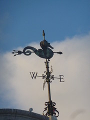 Vizcaya (bunnygoth) Tags: gardens museum seahorse tour florida miami moonlight vizcaya windvane