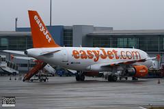 G-EZDN - 3608 - Easyjet - Airbus A319-111 - Luton - 110202 - Steven Gray - IMG_8925