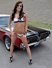 """1968 Cougar Photo Shoot With Kara • <a style=""""font-size:0.8em;"""" href=""""http://www.flickr.com/photos/85572005@N00/5663062181/"""" target=""""_blank"""">View on Flickr</a>"""