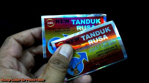 PIL TANDUK RUSA by Kulop Ludin