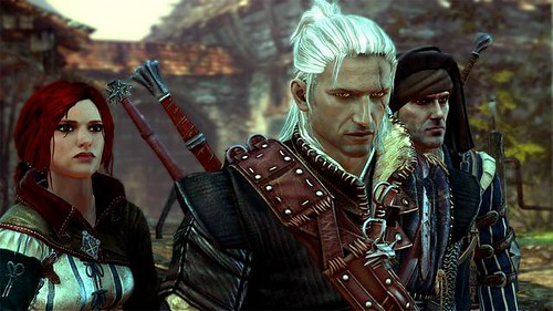 The Witcher 2 Romance Guide