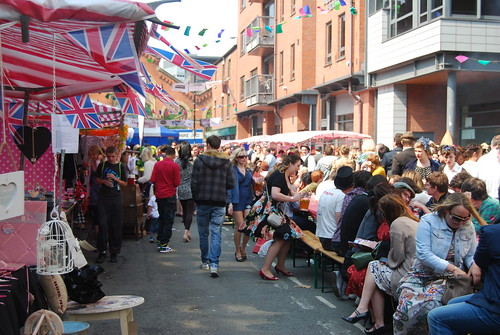 The Official Northern Quarter Street party