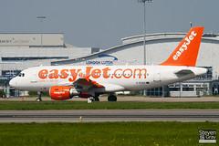 G-EZAZ - 2829 - Easyjet - Airbus A319-111 - Luton - 110420 - Steven Gray - IMG_4391
