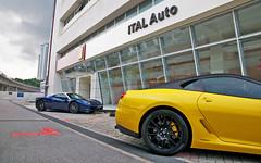 I prefer like blue one. (image@yang0302) Tags: 599 458
