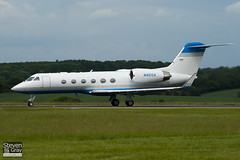 N451GA - 1221 - Private - Gulfsteam IV SP - Luton - 100607 - Steven Gray - IMG_3417