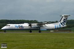 G-JECE - 4094 - FlyBe British European - De Havilland Canada DHC-8-402 Dash 8 (DHC-8) - Luton - 100608 - Steven Gray - IMG_3505