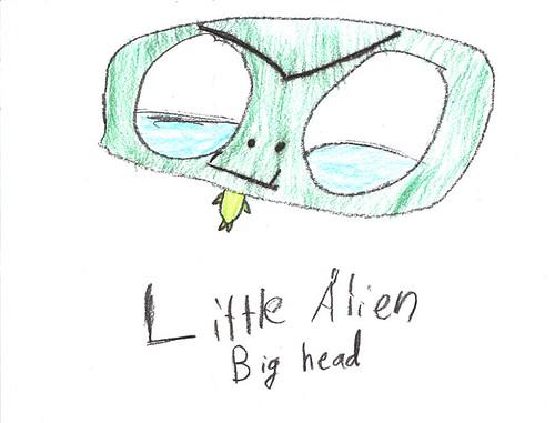 LittleAlienBigHead