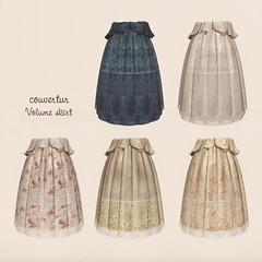 Volume skirt-AD2