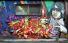 T-Kid, Alex (TNB/MAC) (Romany WG) Tags: hello street urban paris france art alex graffiti mac kitty aerosol lazoo tnb photorealism tkid