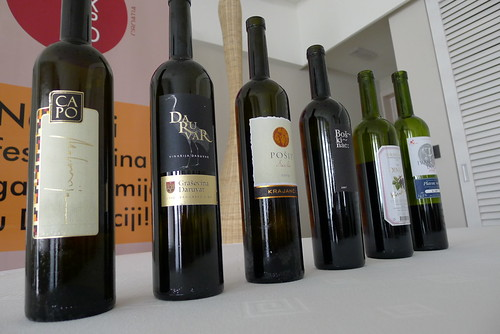 Wines selected by participants of Perfect Match challenge