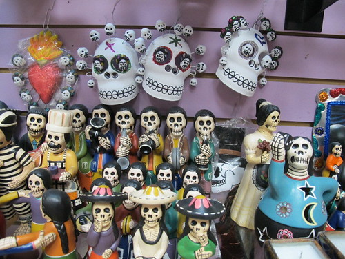 Skulls Everywhere