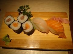 Maki y Sushi variado