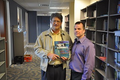Roger and Mike (South-Western Economics) Tags: economics rogerarnold cengage