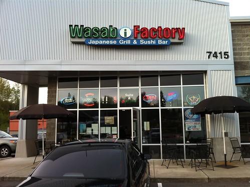 Wasabi Factory