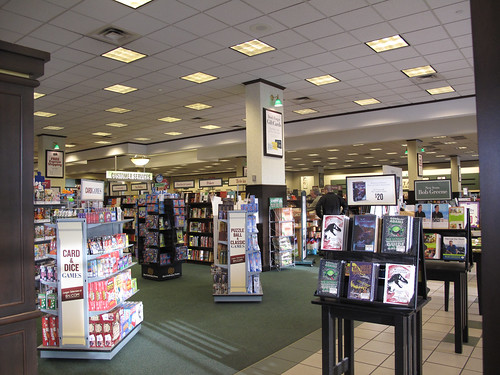 Barnes and Noble in Lakewood by Gexydaf